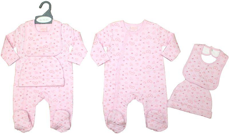 ♥ Neu ♥ Babykleidung  5-teilig  Erstausstattung 0-4 Monate  Gr 56//62  