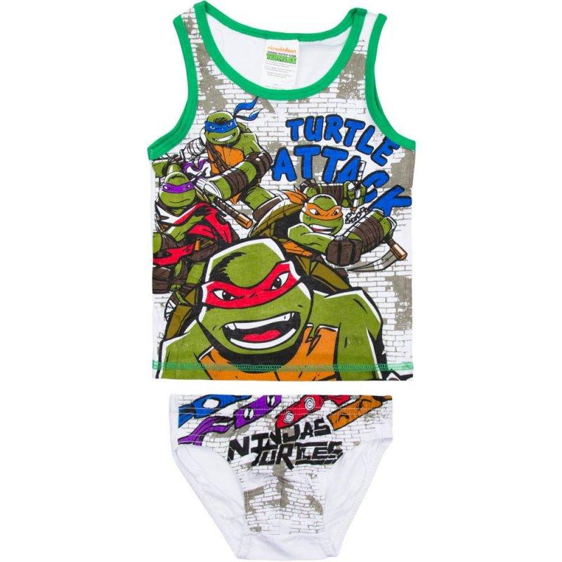 Nouveau Sous-vêtements 2tlg Set Garçons Chemise Slip Spiderman 92-98 104-110 116-122 #305