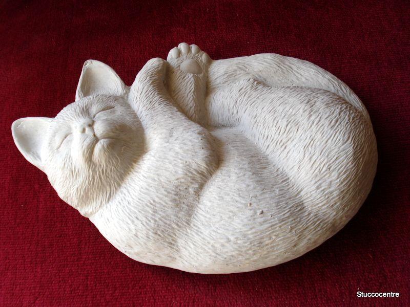 1 kleines Kätzchen Gießform
