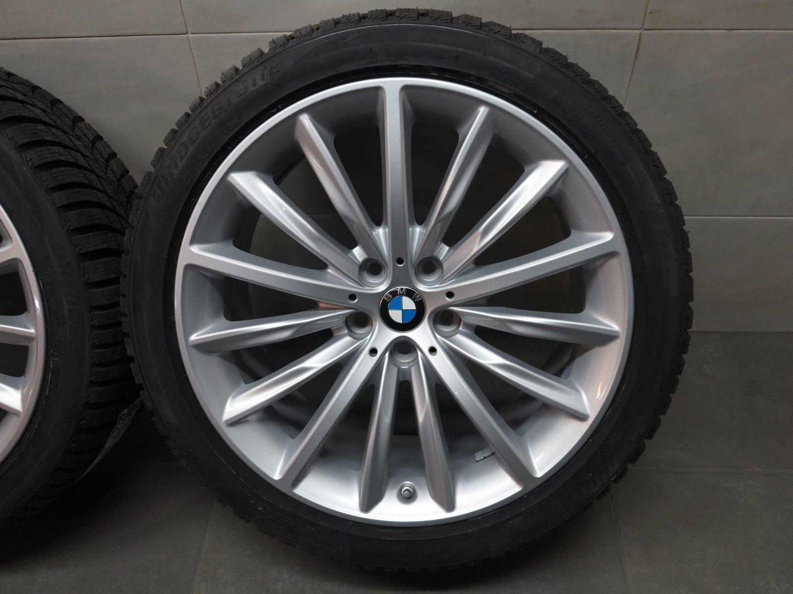 19 inch original winter wheels bmw 5 series g30 g31 rims. Black Bedroom Furniture Sets. Home Design Ideas