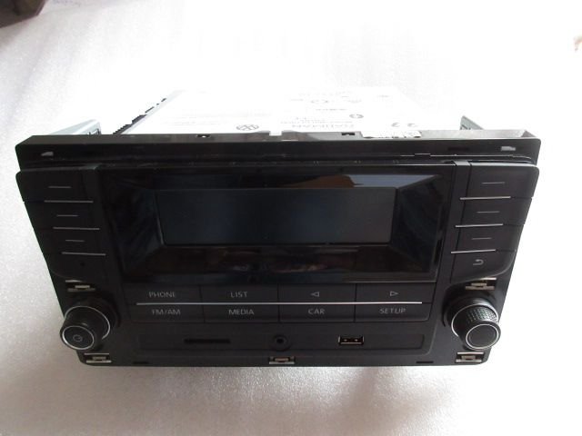 radio composition color bluetooth kamera usb vw crafter. Black Bedroom Furniture Sets. Home Design Ideas