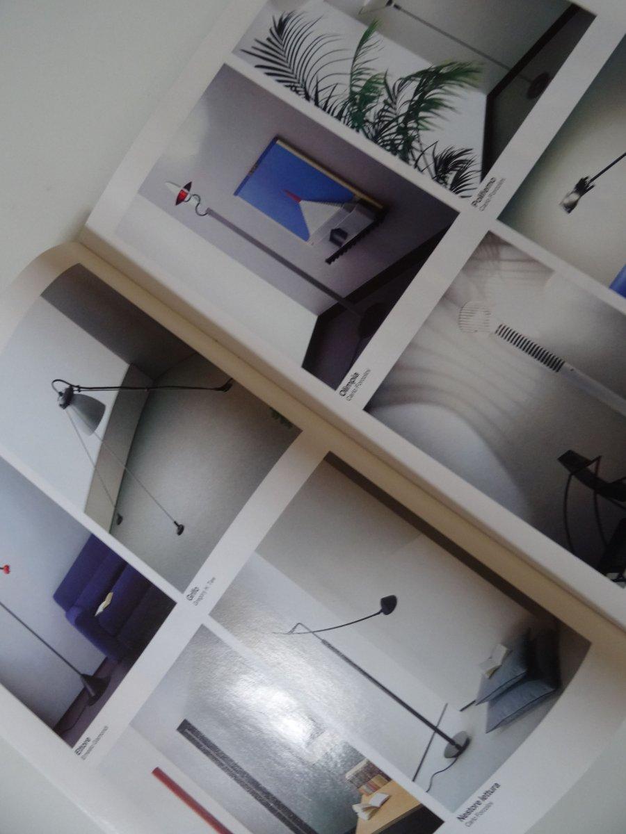 m bel design artemide prospekte kataloge verkaufsunterlage 70 80er jahre ebay. Black Bedroom Furniture Sets. Home Design Ideas
