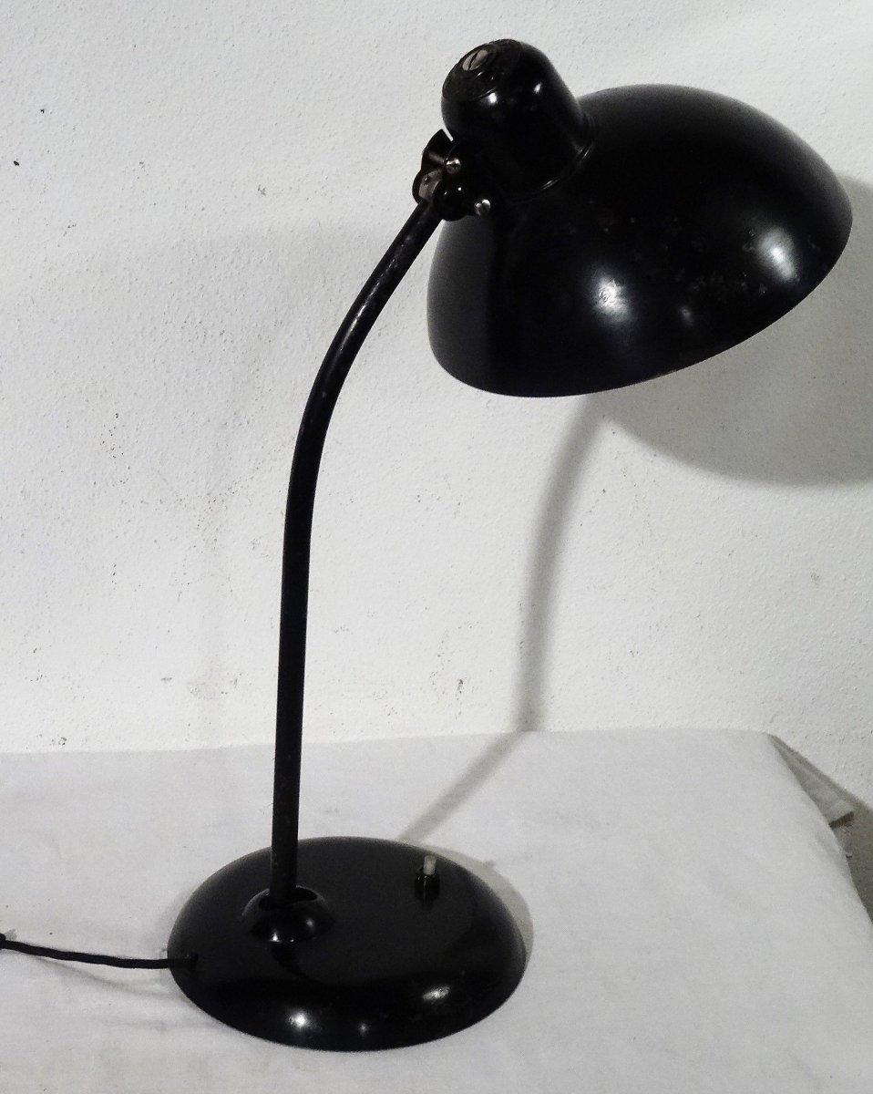 antik kaiser idell tischleuchte art deco bauhaus lampe industrie design leuchte ebay. Black Bedroom Furniture Sets. Home Design Ideas