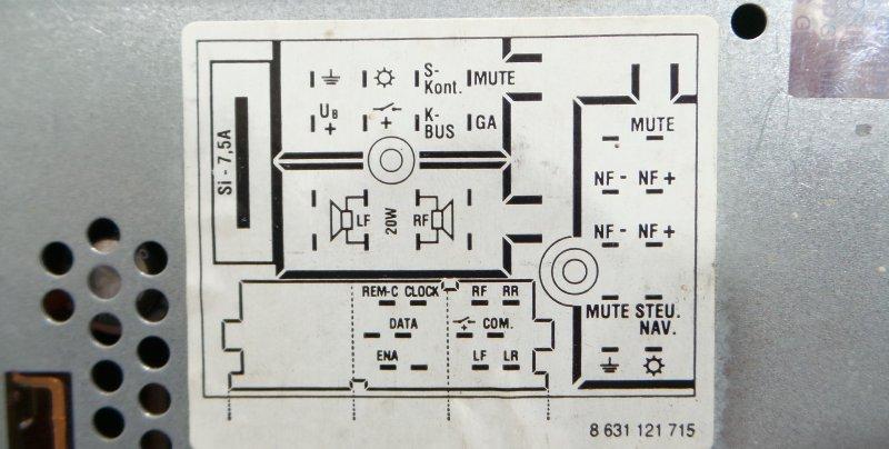 audi a2 a3 a4 a6 a8 tt original audi autoradio. Black Bedroom Furniture Sets. Home Design Ideas