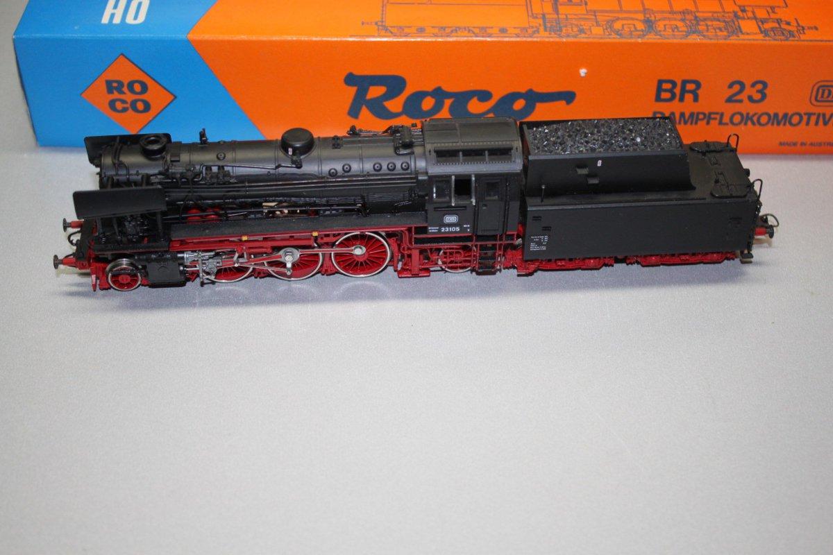 Roco 43249 Dampflok Baureihe 23 105 DB Spur H0 OVP