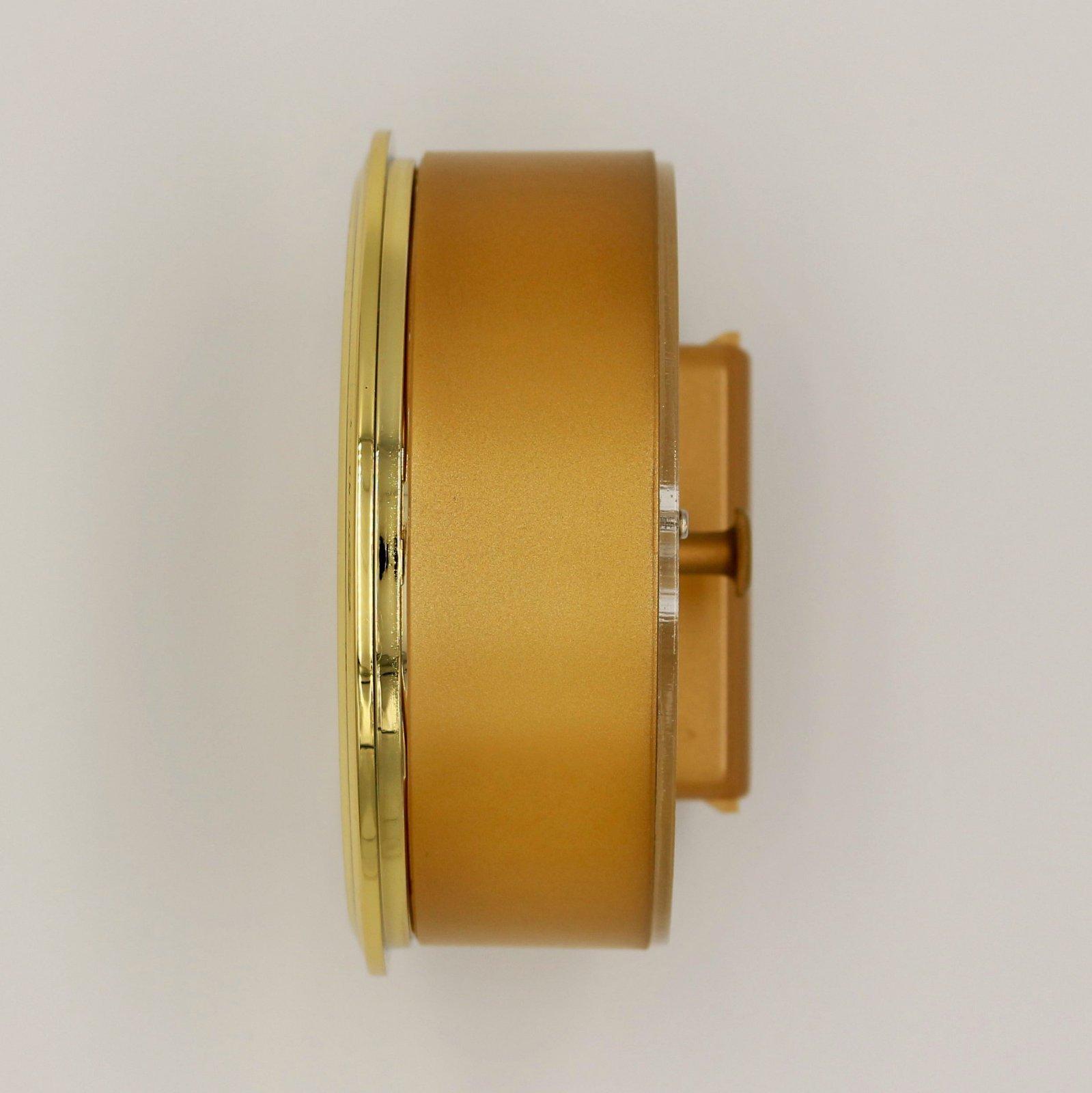 Einsteckuhrwerk RÖMISCH Einsteckwerk Einbauuhr Modellbau-Uhr Ø 104 mm Nr.19