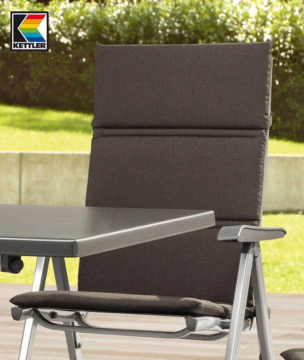 kettler basic plus gartenm bel set 1 tisch 160 cm 6. Black Bedroom Furniture Sets. Home Design Ideas
