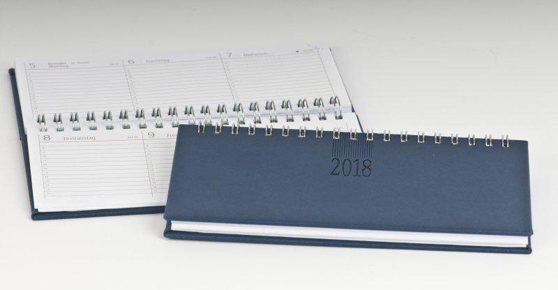 kleiner tischkalender 2018 taschenkalender ledi 731 884. Black Bedroom Furniture Sets. Home Design Ideas