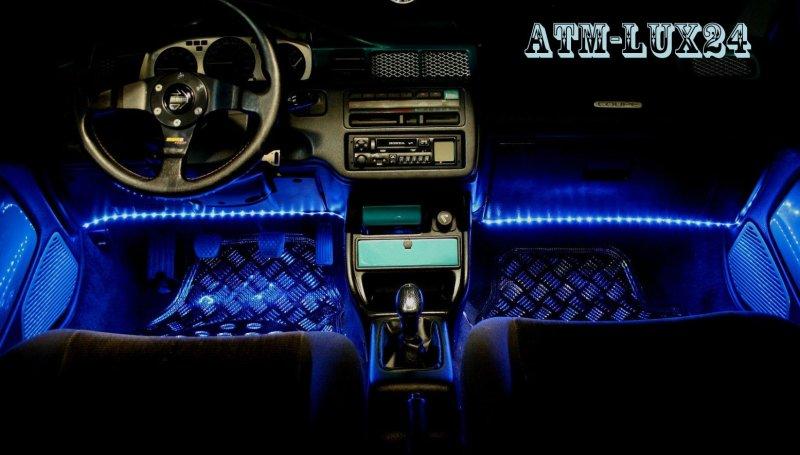 3M Streifen Leisten LED SMD 24V Volt LKW Truck Trucker