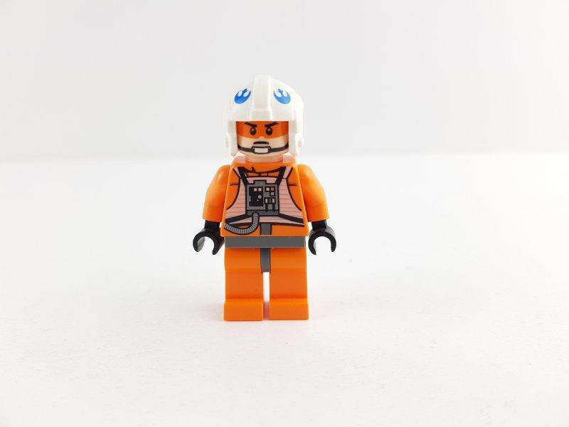 Lego® Star Wars Figur Rebellenpilot Figur Rebell Pilot Rebellen Minifigur