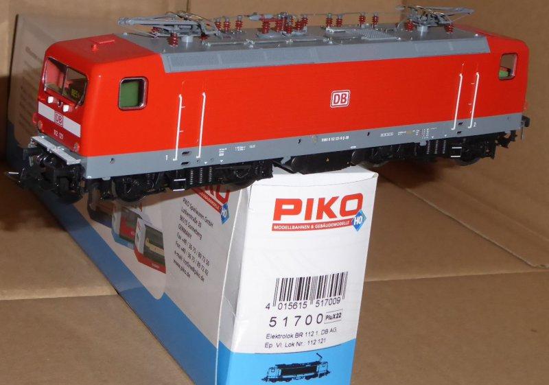 Piko 51700 gasóleo br 112 DB AG h0