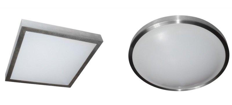 deckenleuchte deckenlampe mit bewegungsmelder led 16w 230v neutral weiss 4000k ebay. Black Bedroom Furniture Sets. Home Design Ideas