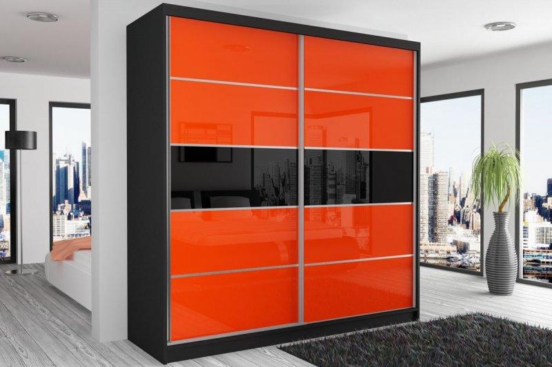 neu schwebet renschrank kleiderschrank beauty 2 133x218x60cm viele farbvarianten ebay. Black Bedroom Furniture Sets. Home Design Ideas