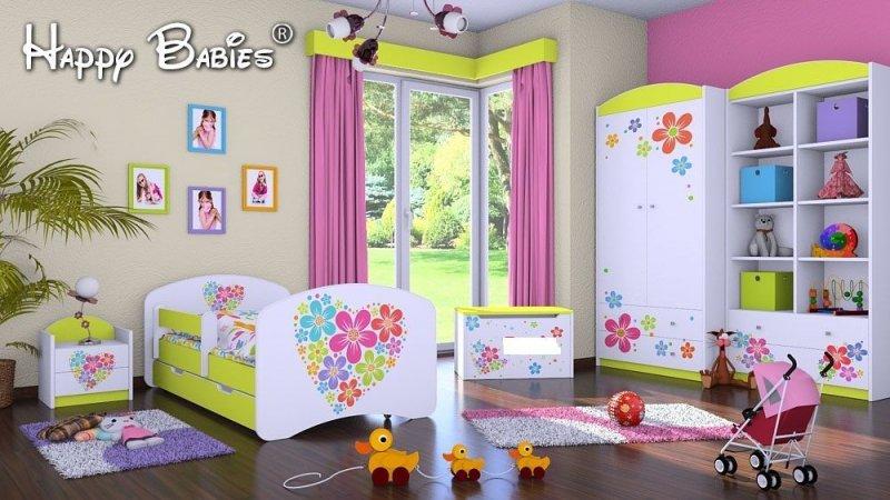 5 teiliges set jugendzimmer kinderm bel zimmerm bel for Jugendzimmer aus polen