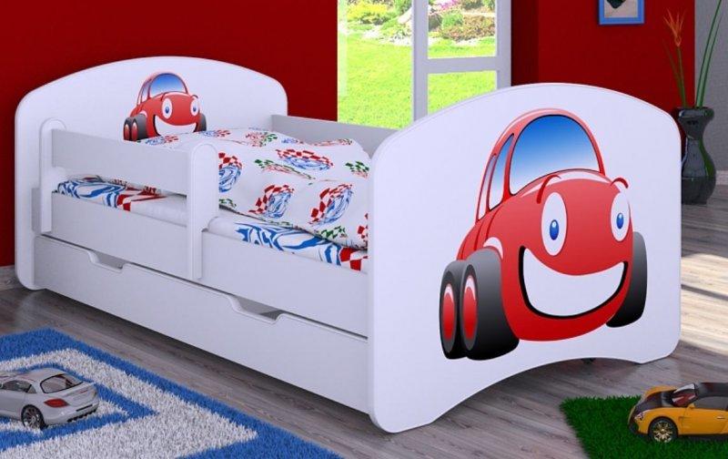 Kinderbett junge  HB Kinderbett mit Matratze und Bettkasten - NEU , Verschiedene ...