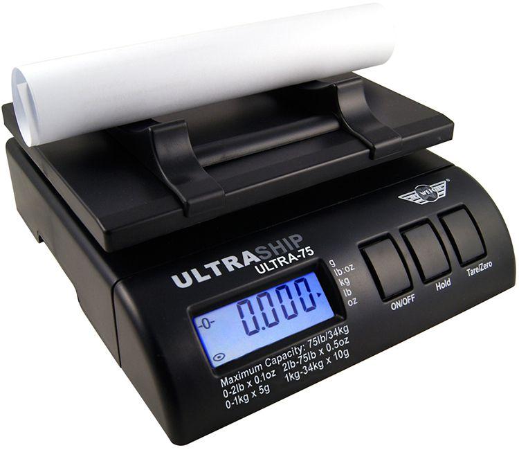 50g Versandwaage Digitalwaage Waage 300 Paketwaage digital MyWeigh HD300 120kg