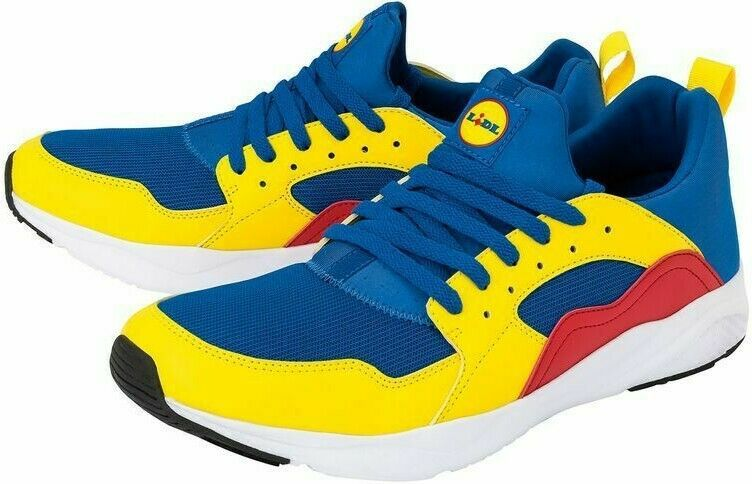 Lidl Trainers Limited Shoes Limited