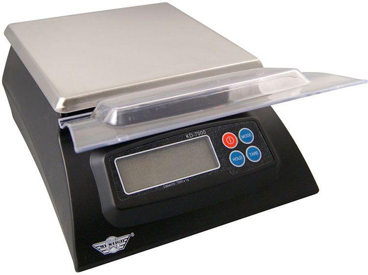 1g Digitalwaage Küchen Waage Digitale Küchenwaage MyWeigh KD8000 silber 8kg