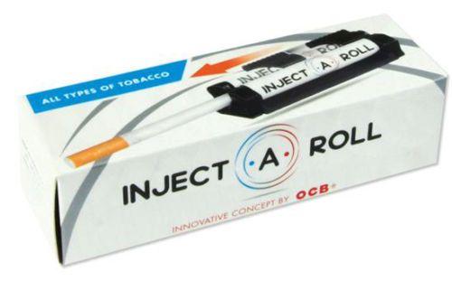Stopfer OCB Inject-A-Roll Drehmaschine Stopfmaschine Roller Wickler 77mm Kombi 2 Stück