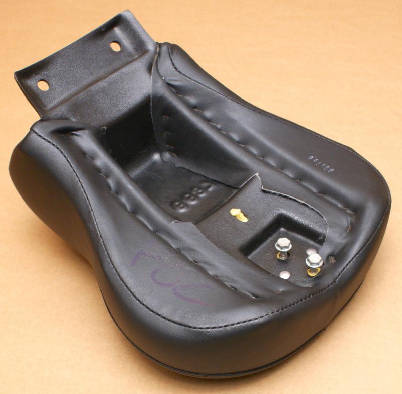Softail passenger seat