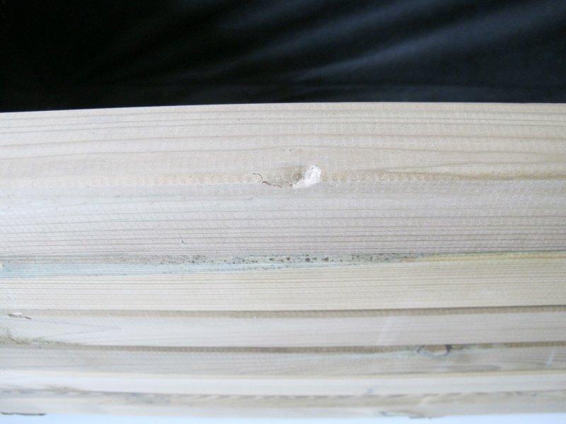 Forest Style 412 Pflanzkasten Baroque, Gr L Maße: 110x50cm Holz ...