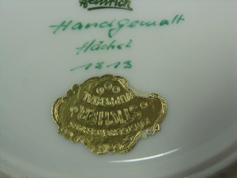 Heinrich & Co Porzellan Wert