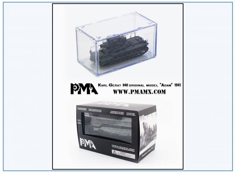 "PMA 1:72,NEU /& Geschütz /""Adam/"" PMA0327 Gerät 040 Mörser Karl"