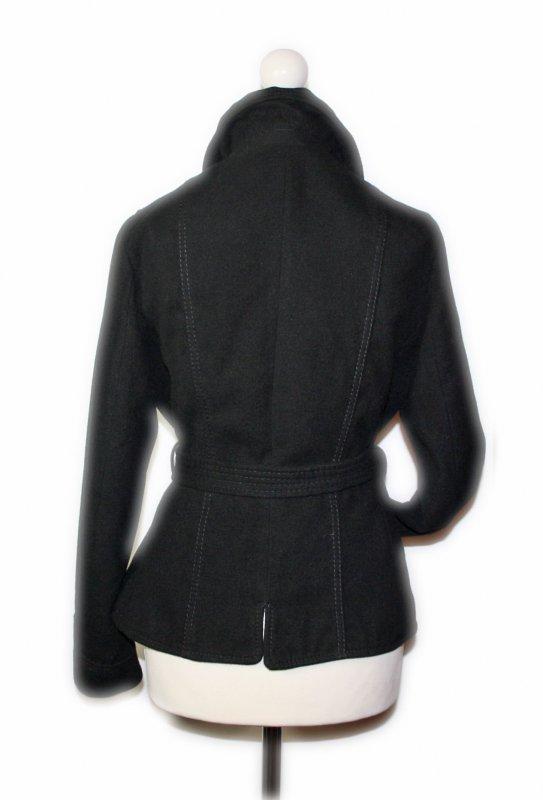 h m vintage figurbetonte jacke blazer military look herbst. Black Bedroom Furniture Sets. Home Design Ideas