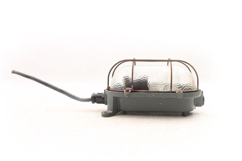 Confident Antique Lamp Industrial Lamp Cellar Lamp Ex Industrie Loft Schildkrötenlampe Antique Furniture