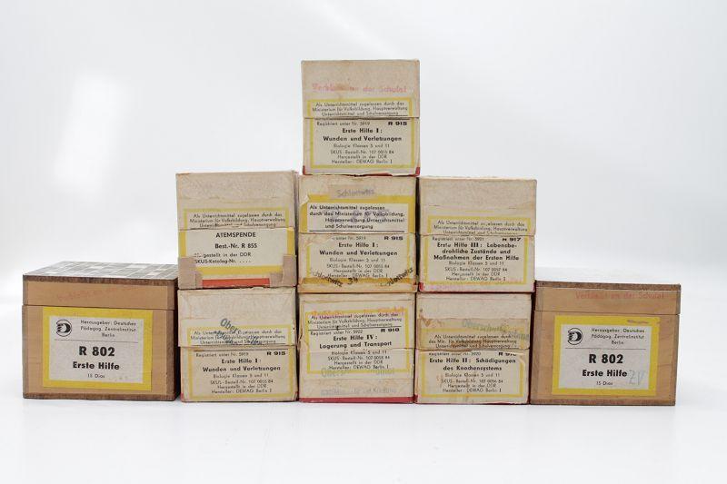 20 VOGT 3867B.68 Flachstecker 6,3 x 0,8 mm Steckzungen Messing 857075