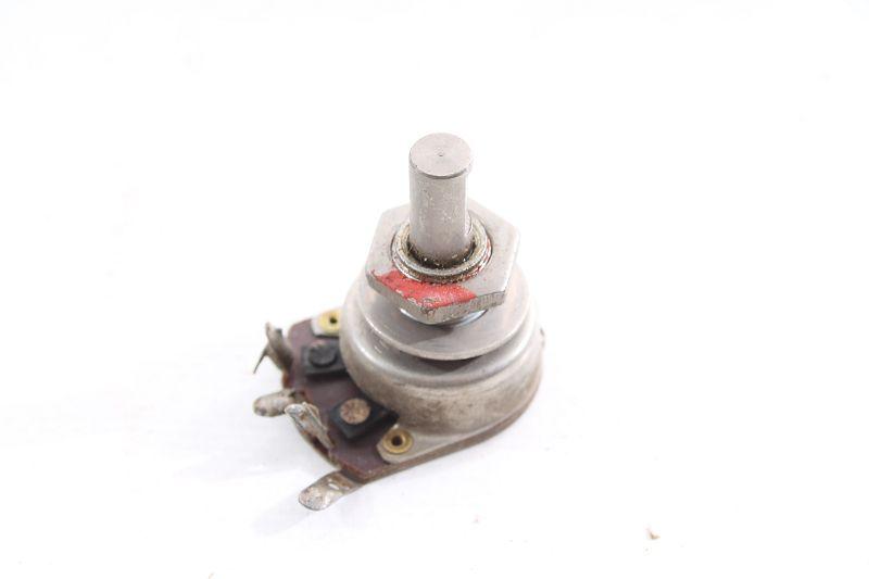 1 x Potentiometer 250 K1 oder 250 K2 Ohm Drehpotentiometer Schalter DDR vintage