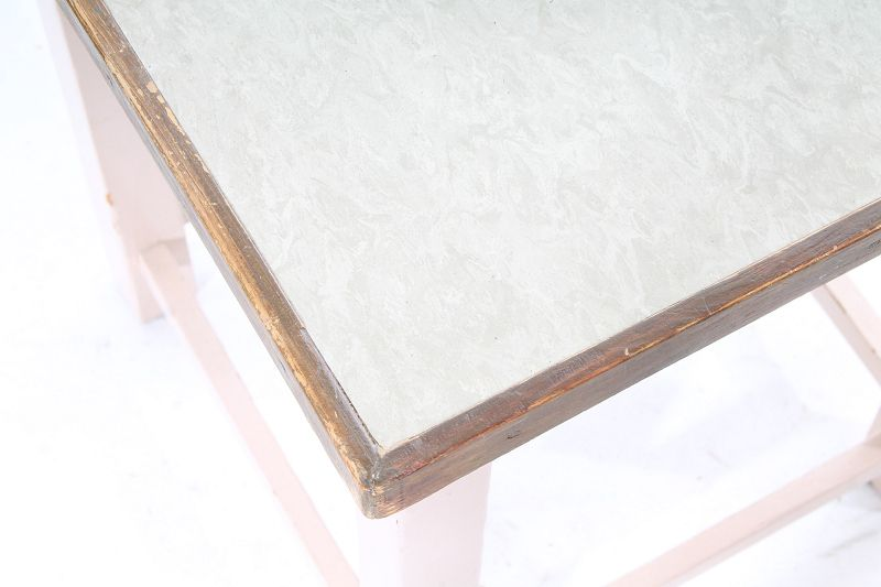 Antico sgabello cucina legno in schabby chic old vintage seduta ebay