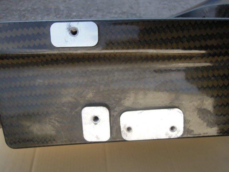 Bugatti Veyron Seitenteil Rahmen hinten rechts Carbon Kohlefaser ...