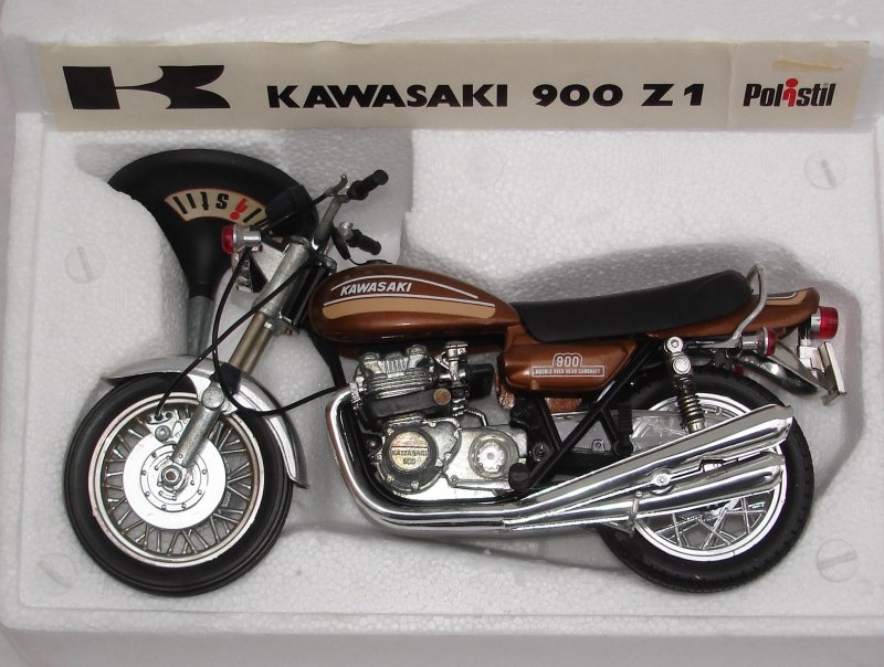 Vintage Kawasaki Polistil