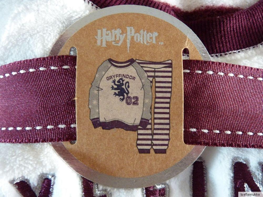 neu harry potter damen schlafanzug set pyjama s m l xl fleece hausanzug primark ebay. Black Bedroom Furniture Sets. Home Design Ideas