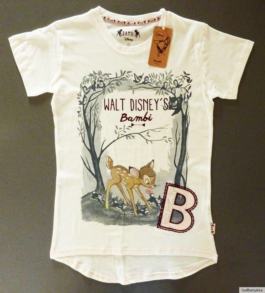 neu disney bambi klopfer hase damen t shirt m 38 40. Black Bedroom Furniture Sets. Home Design Ideas