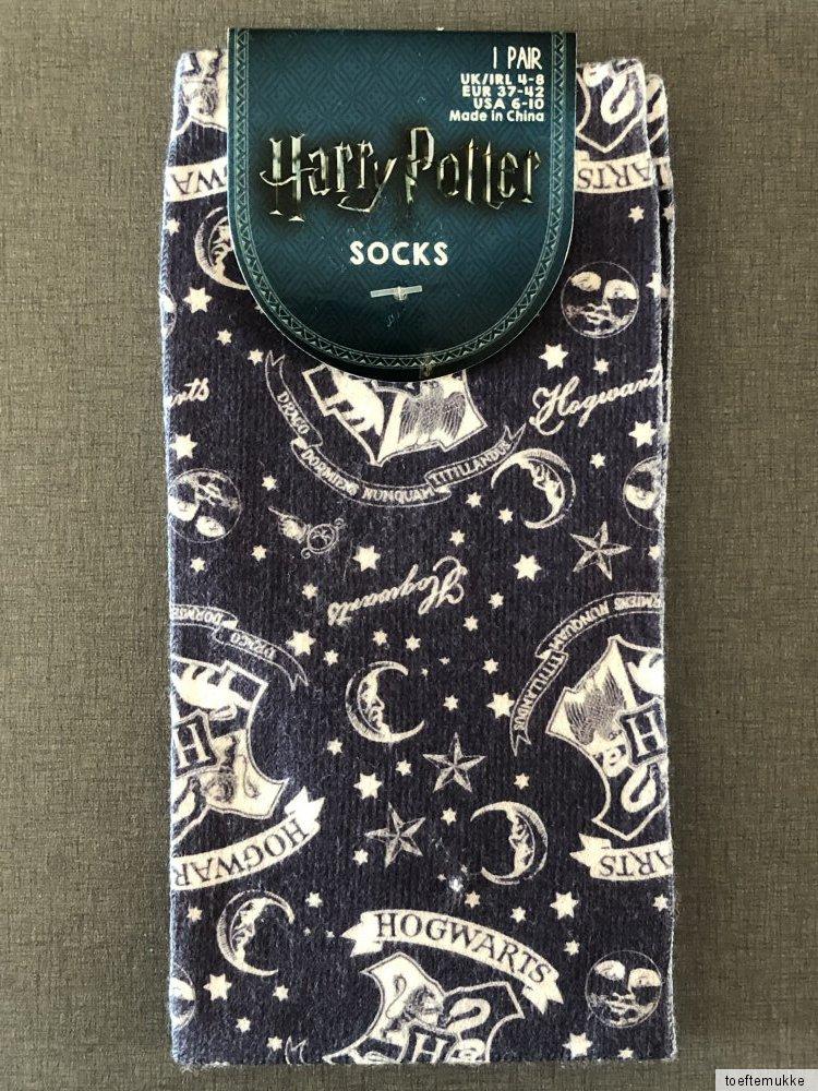 Harry Potter Damen Socken Ravenclaw Strümpfe Pompoms 37-38-39-40-41-42 Primark