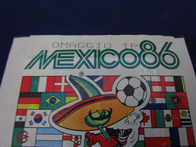 Panini coupe du monde 2014 Lidl 1 Sac For Free World cup WC 14//Bustina pochette packet