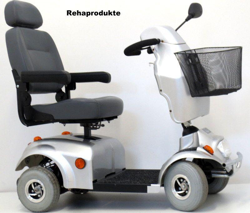 elektromobil scooter dietz 6 km h belastung 120 kg nr 11. Black Bedroom Furniture Sets. Home Design Ideas