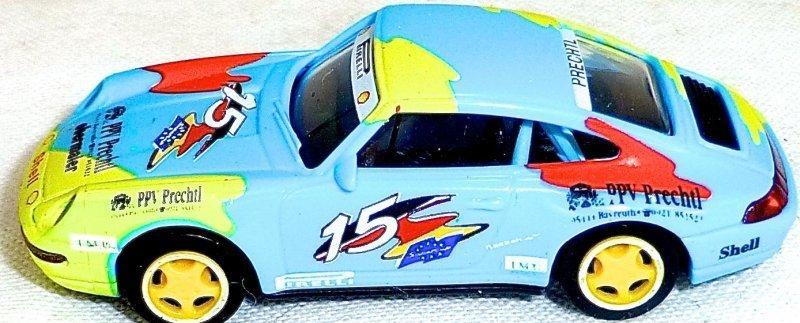 Porsche 993 SR Prechtl IMU EUROMODELL 00410 H0 1:87 OVP #HO 2  å