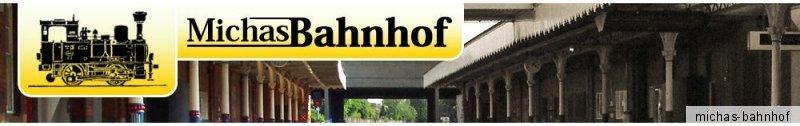Michas Bahnhof Logo