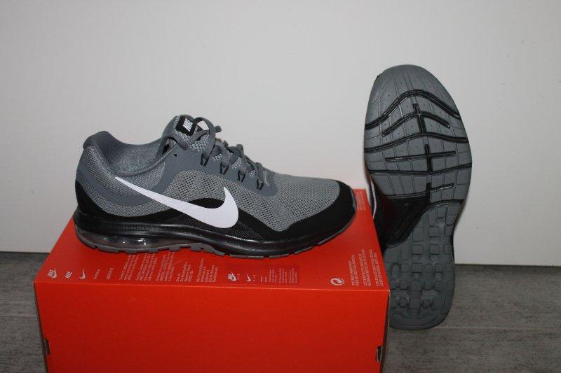 Détails sur Nike Air Max Dynasty 2 Herren Chaussure de Sport BlancNoirGris Taille 42,