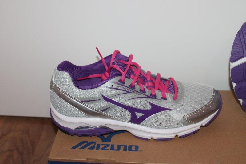 Mizuno Wave Advance Damen Lauf Running Schuh Blau alle Größe