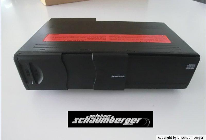 65129131852 ohne CD-Magazin BMW CD-Wechsler 6 Changer 65129131853