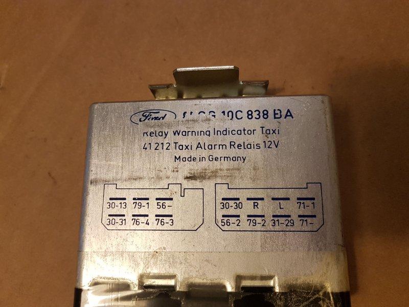 4DM005698-00 Ford Relais 89FG13350AA 41212 71433
