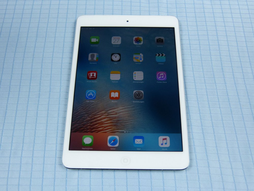 apple ipad mini 16gb wi fi 4g cellular entsperrt wei. Black Bedroom Furniture Sets. Home Design Ideas