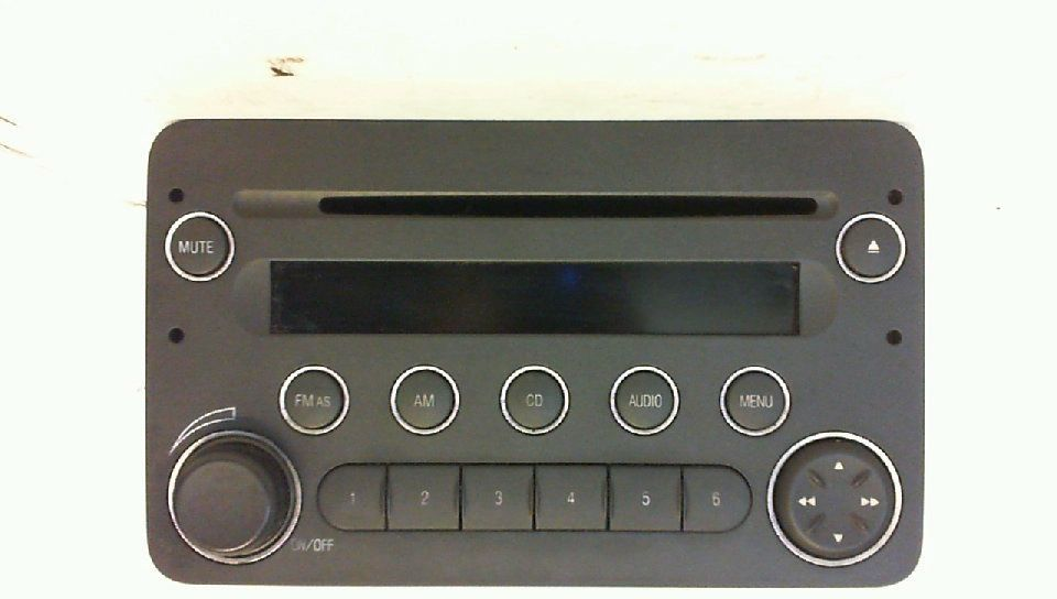 autoradio radio cd player sb05 7646302316 alfa romeo 159. Black Bedroom Furniture Sets. Home Design Ideas