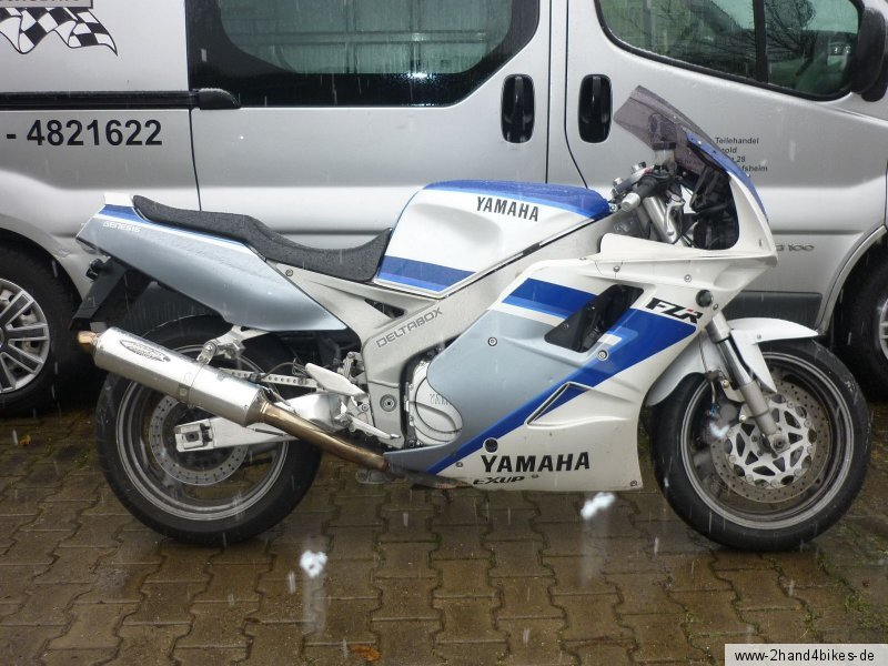 Auspuffdichtungen Satz Yamaha Fzr1000 1989-1995