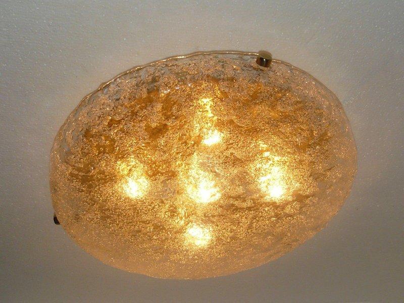Plafoniere De Metal : X large plafoniere wall ceiling lamp flush mount hillebrand