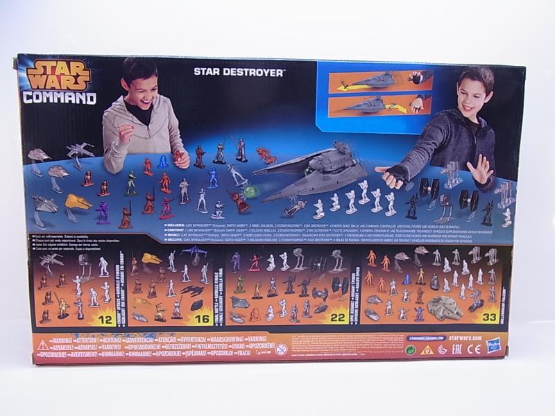 47386 Hasbro A9007 Star Wars RC Command Star Destroyer Sternenzerstörer 37cm NEU